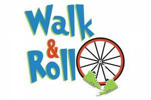 Walk and Roll Logo